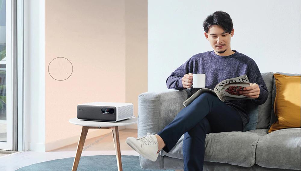 Máy chiếu Xiaomi Mijia Laser 150 inch ALPD3.0 26