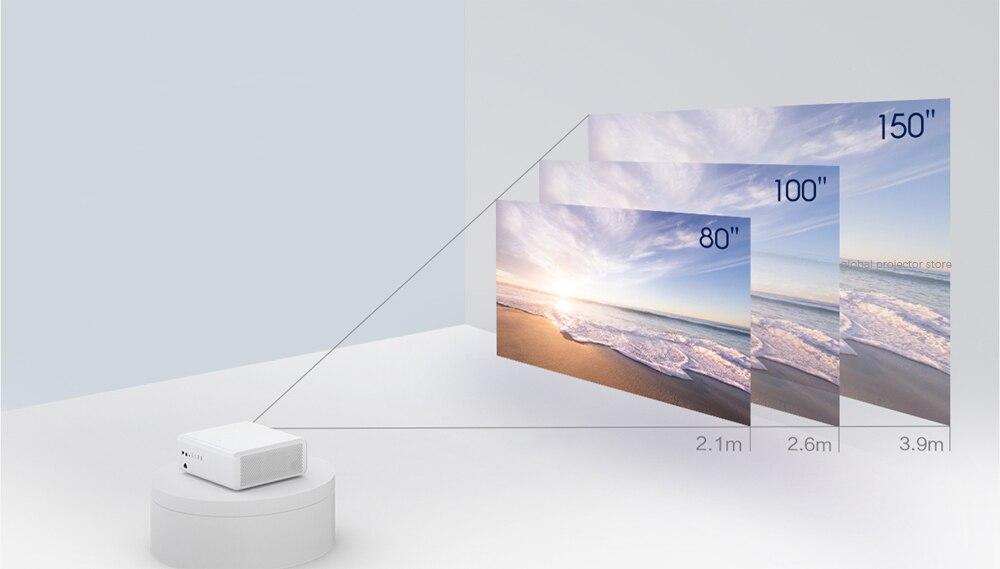 Máy chiếu Xiaomi Mijia Laser 150 inch ALPD3.0 29