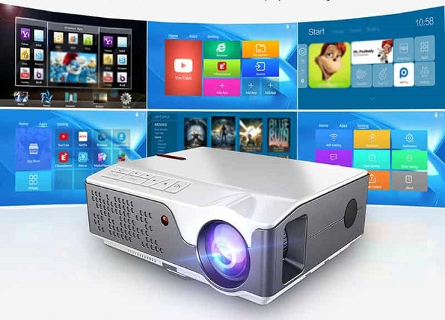 Máy chiếu Công Nghệ LED Chính Hãng Giá tốt tại HCM